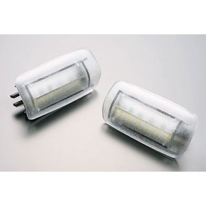 BRASSEN ブラッセン エスティマ ACR50W 55W GSR50W 55W AHR20W LEDカーテシランプ|horidashimono