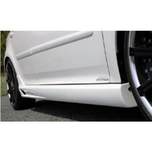 ガルビノ フォルクスワーゲンゴルフ V-GTI サイドシルスポイラー FRP製 GARBINO|horidashimono