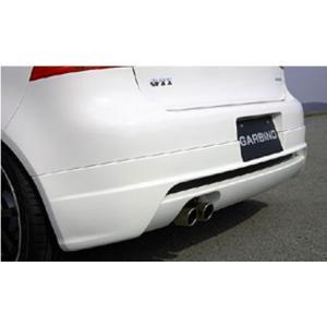 ガルビノ フォルクスワーゲンゴルフ V-GTI リアハーフスポイラー FRP製 GARBINO|horidashimono