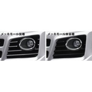 ケンスタイル エルグランド E51 後期 メッキモール(オプション) 後期型ハイウェイスター/VGエアロ/Vエアロ専用 未塗装 KENSTYLE EIK イーアイケー|horidashimono