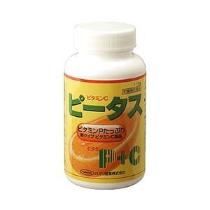 ピータス 110粒 (ビタミンC・ビタミンP・タブレット)|horie-ph