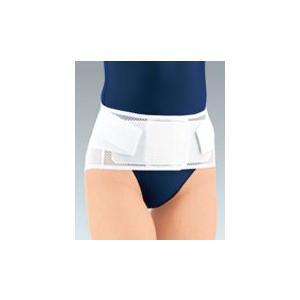 アルケア サクロメッシュDX(夏使用) 補助ベルト付腰部固定帯 医療用コルセット|horie-ph