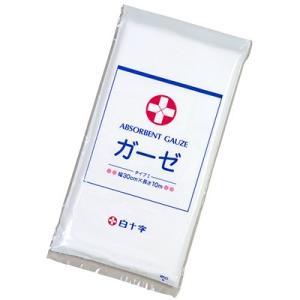 白十字 ガーゼ 40m タイプI 30cm×40m 紙包装|horie-ph