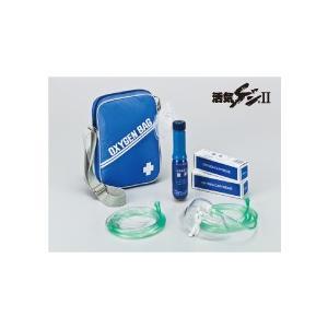 【予約販売】【送料無料】 活気ゲンII  日本薬局方酸素ガスカートリッジ  医療用携帯酸素吸入器【標準タイプ】1セット|horie-ph