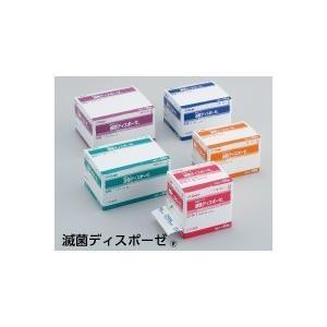オオサキメディカル 滅菌ディスポーゼ S10-1    5cm×5cm (仕上りサイズ) 8ply 1枚入(50袋)15091|horie-ph