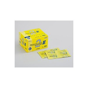 1包に2枚入でしっかり消毒ができ、便利で経済的な、脱脂綿タイプの単包エタノール80%含浸綿です。  ...