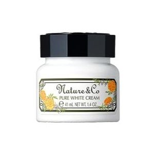 Nature&Co(ネイチャーアンドコー) ピュアホワイトクリーム 40g|horie-ph