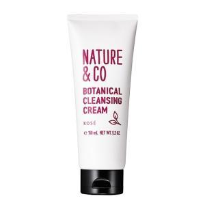 【新発売】Nature&Co(ネイチャーアンドコー) ボタニカル クレンジング クリーム 150g|horie-ph