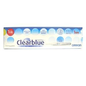 オムロン クリアブルー 1回用(妊娠検査薬)の商品画像