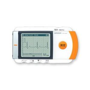 【送料無料】オムロン 携帯心電計 HCG-801|horie-ph