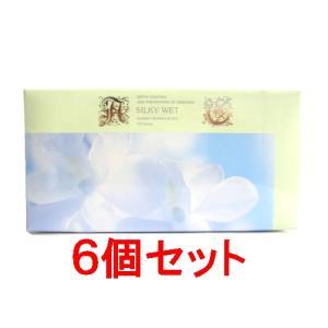 エーシーシルキーウェット(SILKY WET) コンドーム12コ入×6|horie-ph