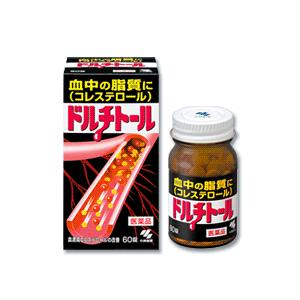 【第3類医薬品】ドルチトール 120錠|horie-ph
