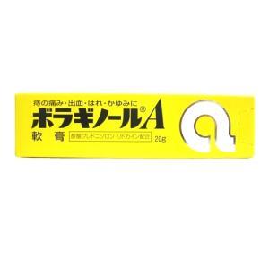 【第2類医薬品】ボラギノールA軟膏 20g|horie-ph