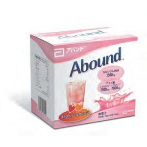 アボットジャパン アバンド(abound) ストロベリー&オレンジ 1箱(24g×14袋)【栄養補助食品】アミノ酸 HMB配合|horie-ph