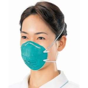 【型番1860S】 3M N95微粒子用マスク スモールサイズ 20枚入り<結核・新型インフルエンザ・鳥インフルエンザ・PM2.5・はしか・麻疹・麻しん対策>|horie-ph