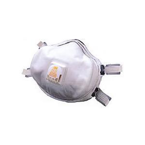 【型番8233-DS3】 3M N100 防塵マスク 5枚入り<結核・新型インフルエンザ・粉塵・大気汚染・PM2.5対策>世界最高レベルN100マスク|horie-ph