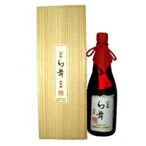 川中島 幻舞 大吟醸 premium 720ml 長野県 信越 日本酒|horie-saketen
