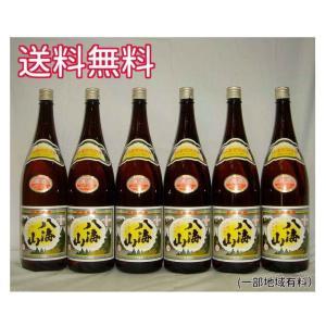 八海山 清酒 1800ml 6本セット 日本酒 八海山 新潟県 sake 八海酒造 地酒|horie-saketen