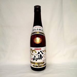 八海山 特別本醸造 720ml 新潟県 信越 日本酒|horie-saketen