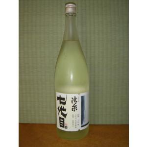 清泉 七代目 純米吟醸 1800ml 新潟県 信越 日本酒 久須美酒造|horie-saketen