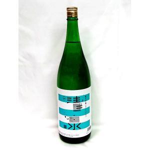 『夏子の酒』のモデルとなった久須美酒造の代表酒。 純米酒表示から純米吟醸へ変更となりました。  淡麗...