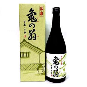 亀の翁 純米大吟醸酒 720ml 清泉 新潟県 信越 日本酒|horie-saketen