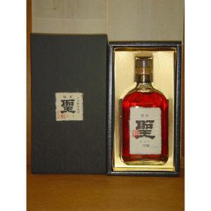 十年熟成梅酒 聖 720ml 【群馬県】 horie-saketen