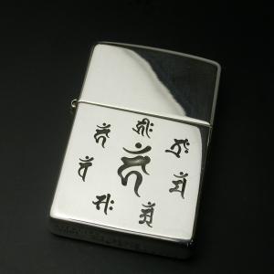 守護七梵字純銀ZIPPO|horigin-store