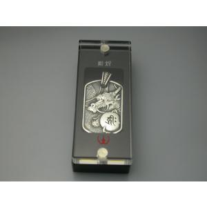 彫銀特製・ペンダントケース|horigin-store