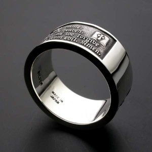 Lord's Prayer Ring【主の祈りリング】|horigin-store|03