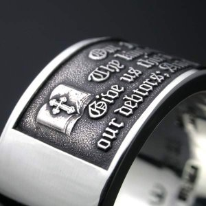 Lord's Prayer Ring【主の祈りリング】|horigin-store|05
