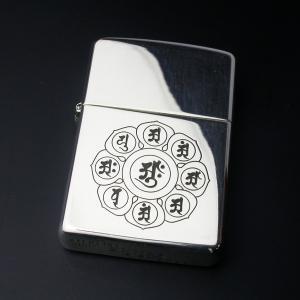 八葉曼荼羅純銀ZIPPO|horigin-store