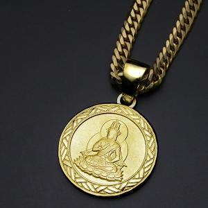 【守護本尊】普賢菩薩ペンダント・K18金ゴールド|horigin-store