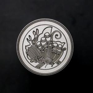家紋印鑑(チタン製)・松コース|horigin-store|04