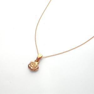 ROSE(ローズ)ペンダント・K18ピンクゴールド|horigin-store|03