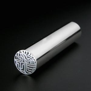銀製印鑑・印相体(13.5mm)|horigin-store