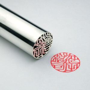 銀製印鑑・印相体(13.5mm)|horigin-store|04