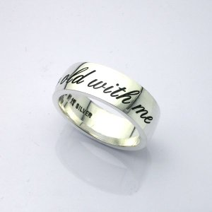 Bring up a ring(幅8mm)|horigin-store|04