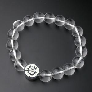 家紋・数珠ブレスレット・水晶・松コース|horigin-store