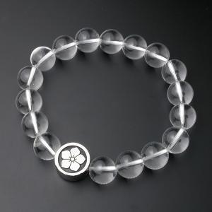 家紋・数珠ブレスレット・水晶・竹コース|horigin-store