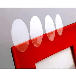 封印 シール 楕円形 厚手 2000枚 ラッピング ギフト用 クリア ラベルシール 封かん 1.6cmx2cm(1.6cmx2cm)|ホリック PayPayモール店
