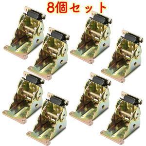 折れ 脚 金具 折りたたみ テーブル用 DIY ゴールド 8個(ゴールド, 8個)