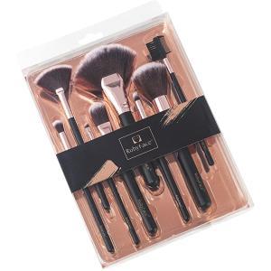 メイクブラシ化粧 ブラシ8本セット初心者 人気 高品質 贈り物に最適 毛質ふわふ 化粧筆化粧道具 MDM|horikku