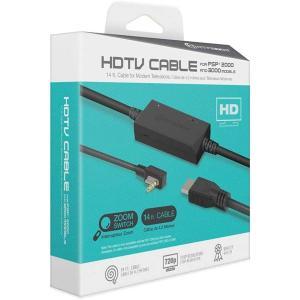 ハイパーキン HDMI変換ケーブル PSP 2000 3000 用 HDTV CABLE For W...