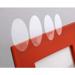 封印 ギフト シール 2000枚 透明 楕円 業務用 封かん 封筒 楕円形 厚目 2cmx3cm(厚目(2cmx3cm))|ホリック PayPayモール店