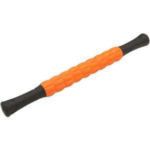 マッサージローラー 筋膜リリース フォームローラー スティック ストレッチ 3カラー(オレンジ)|horikku