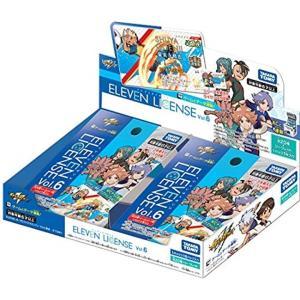 イナズマイレブン イレブンライセンス Vol.6 DP-BOX|horikku