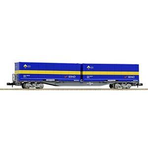TOMIX Nゲージ コキ107形 増備型 ・ 西濃運輸コンテナ付 8731 鉄道模型 貨車|horikku