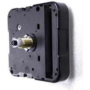 時計作り用ムーブメント クオーツ電子時計 スイープ式 ミドルシャフト[SM086959](ブラック, スイープ式 ミドルシャフト)|horikku