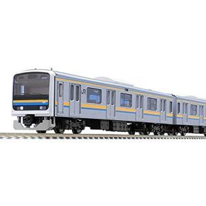 TOMIX Nゲージ 209 2100系通勤電車 房総色 4両編成 セット 鉄道模型[98629]